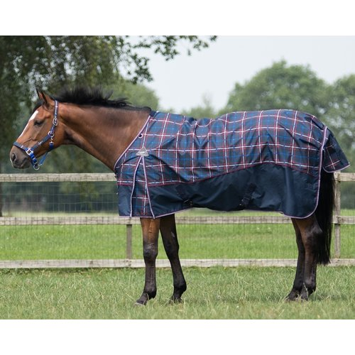 QHP Deken Nautical turnout collection fleece