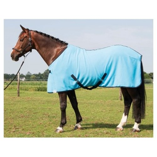 Harry's Horse Fleecedeken Colours zwart