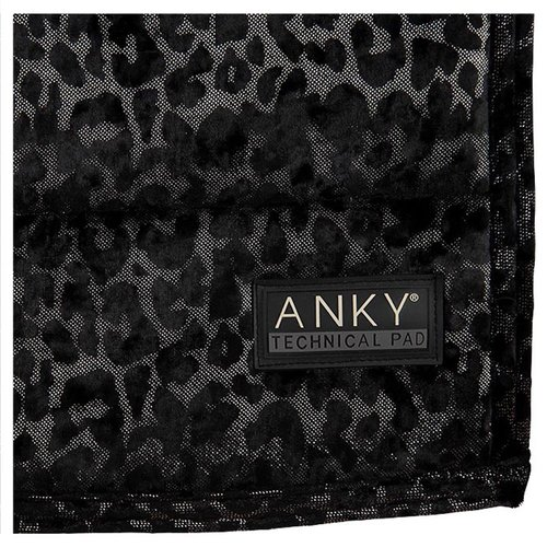 Anky Zadeldekje Leopard Print dressuur