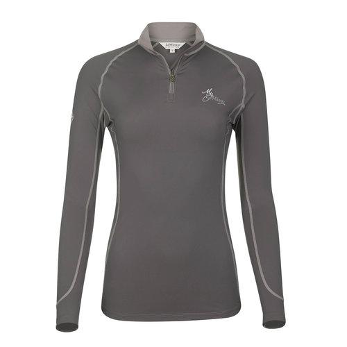 LeMieux Base Layer Slate grey