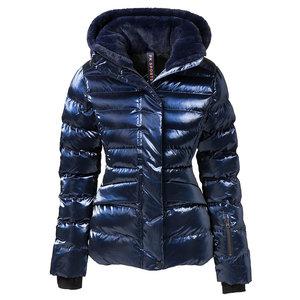 PK International Sportswear Winter Jacket Catano Dress Blue