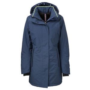 PK International Sportswear Winter Jacket Beltrum Dress Blue