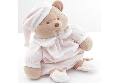 Nanan beer met opbergruimte puccio - roze