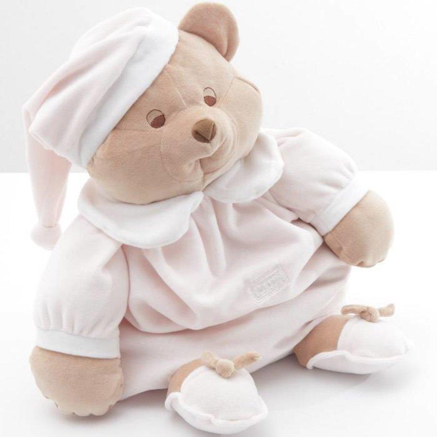 beer met opbergruimte puccio - roze-1