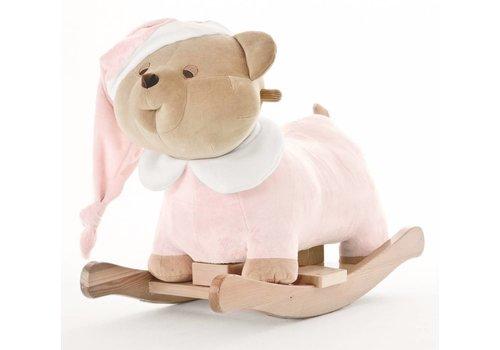 Nanan schommelbeer puccio - roze
