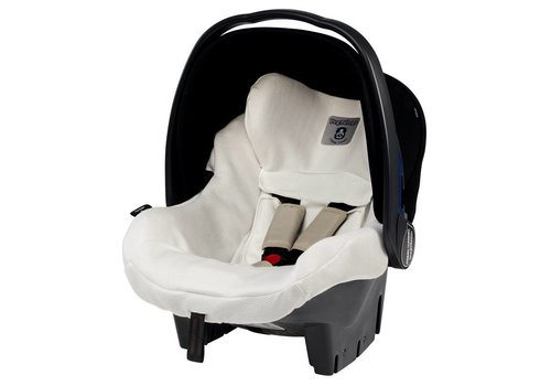 Peg Perego Clima Cover voor autostoel - wit