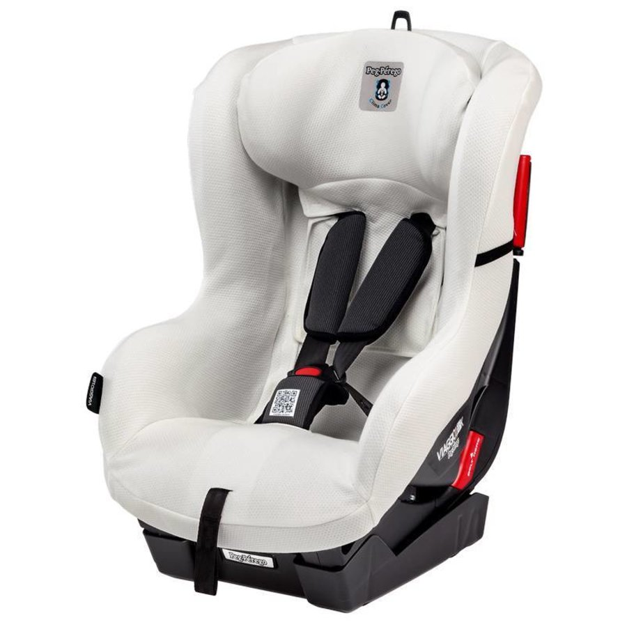 Clima Cover voor carseat - wit-1