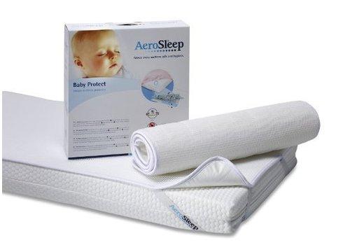 Aerosleep Matrasbeschermer - Wit
