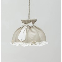 hanglamp klein tato - wit