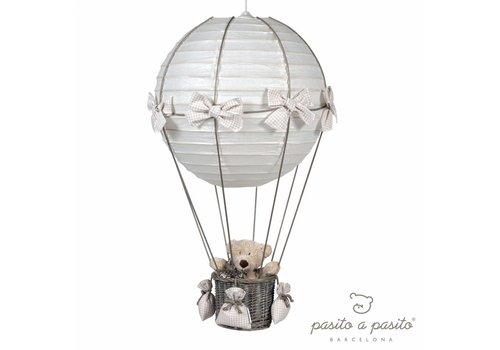 Pasito a Pasito Luchtballon lamp - beige