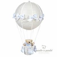 Luchtballon lamp - blauw