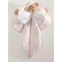 geboortestrik puccio - roze