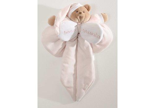 Nanan geboortestrik puccio - roze