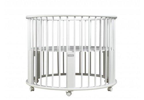 Bopita Babybox Rondo - Wit