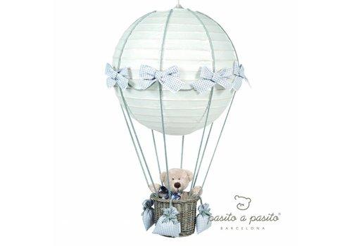 Pasito a Pasito Luchtballon lamp - grijs