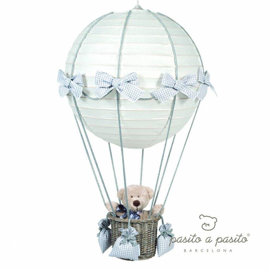 Luchtballon lamp - grijs-1