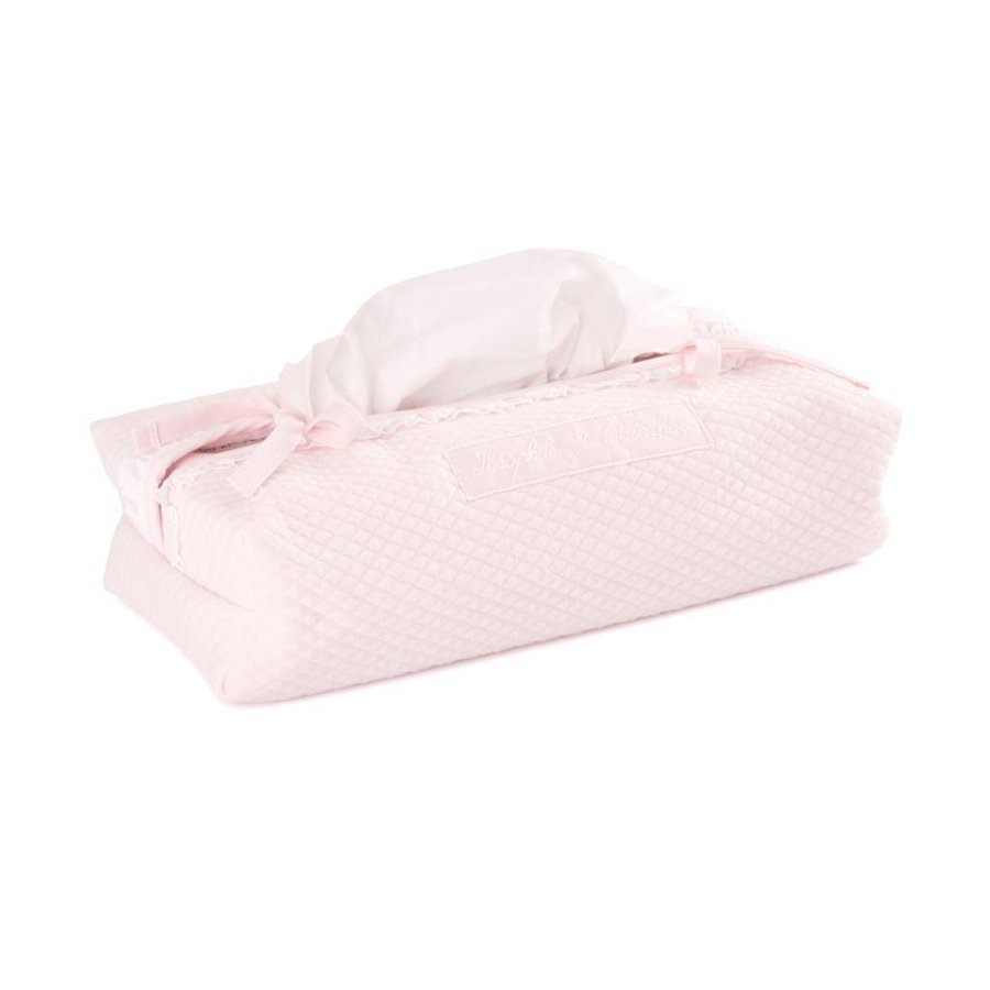 hoes voor tissues -  Royal Pink-1