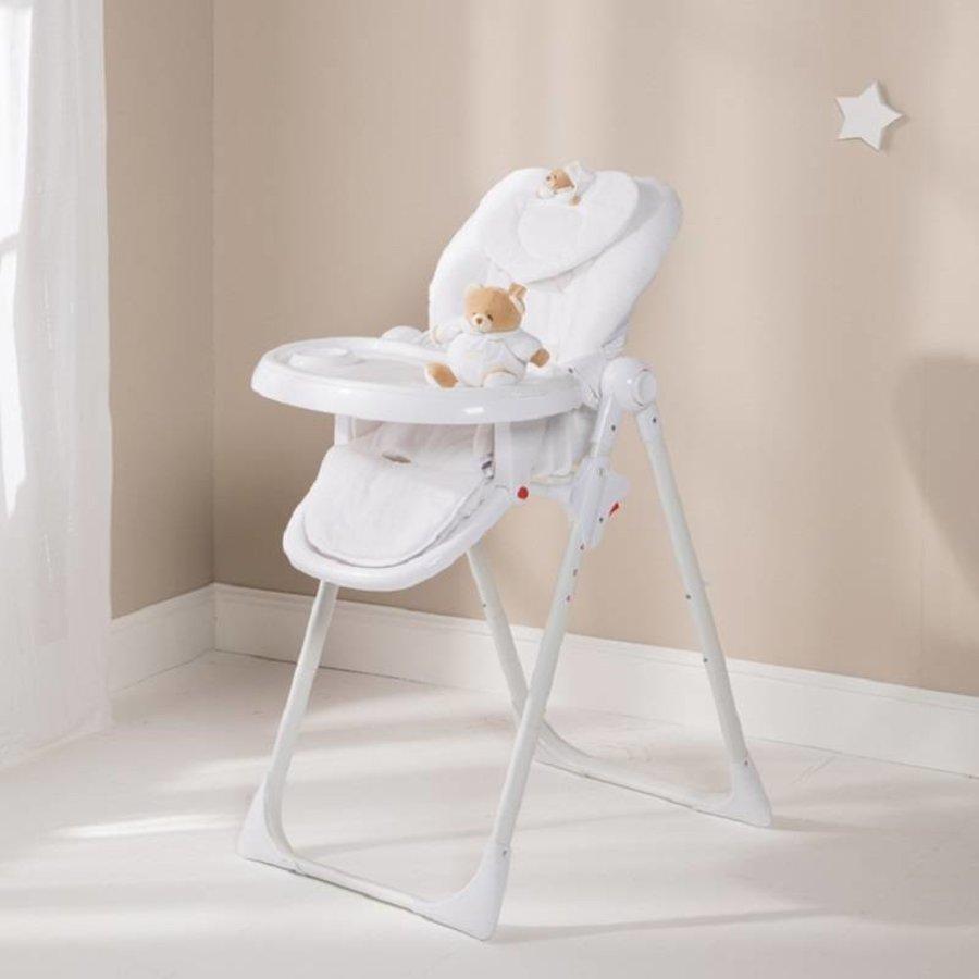 Kinderstoel En Tafel Ineen.Kinderstoel Wit Baby Dreams