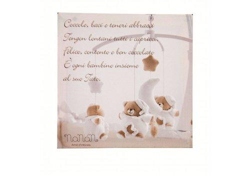 Nanan Print op frame Tato