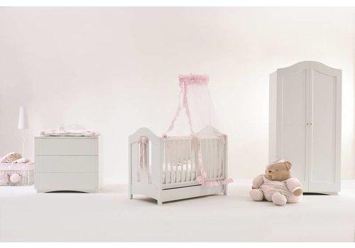 Nanan babykamer puccio - roze