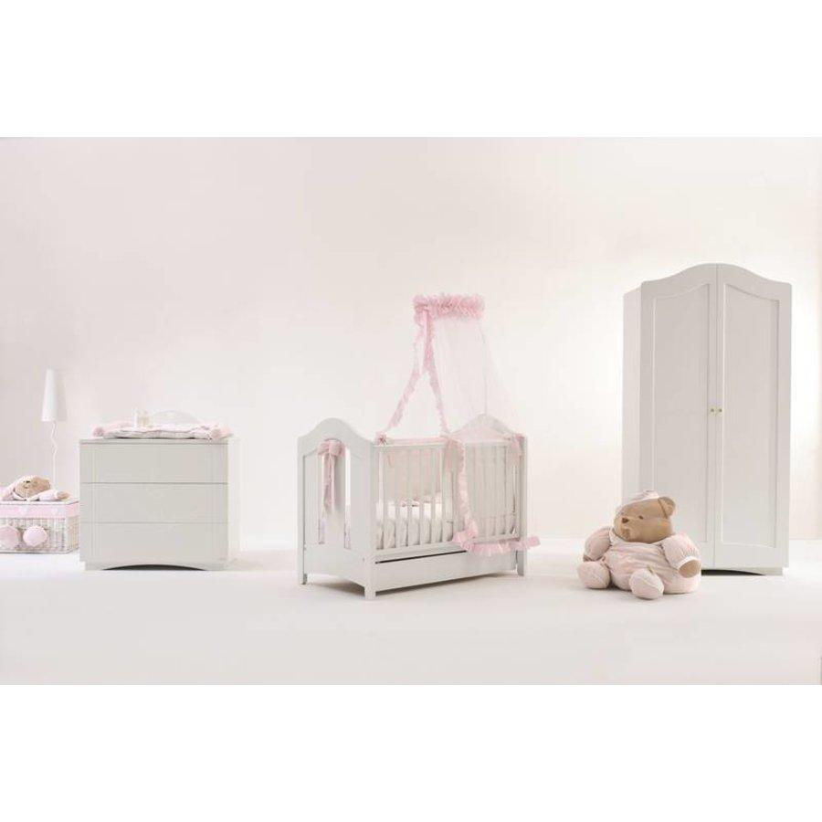 Babykamer relief Puccio - Roze-1