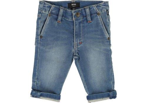 Hugo Boss spijkerbroek straight fit
