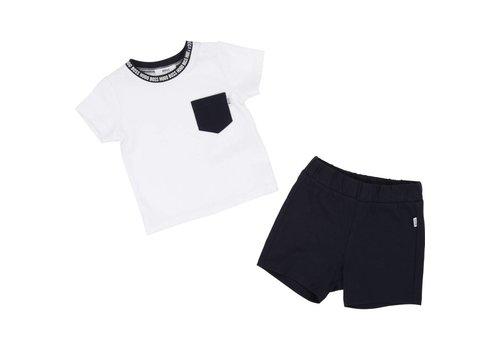 Hugo Boss broekje en t-shirt 2 delige set