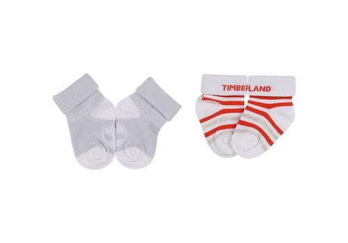 Timberland babysokjes 2 paar