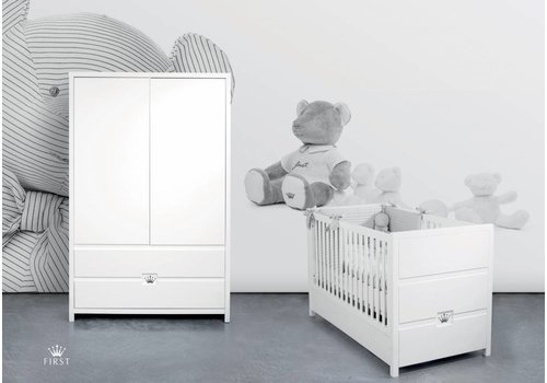 First - My First Collection babykamer June - wit