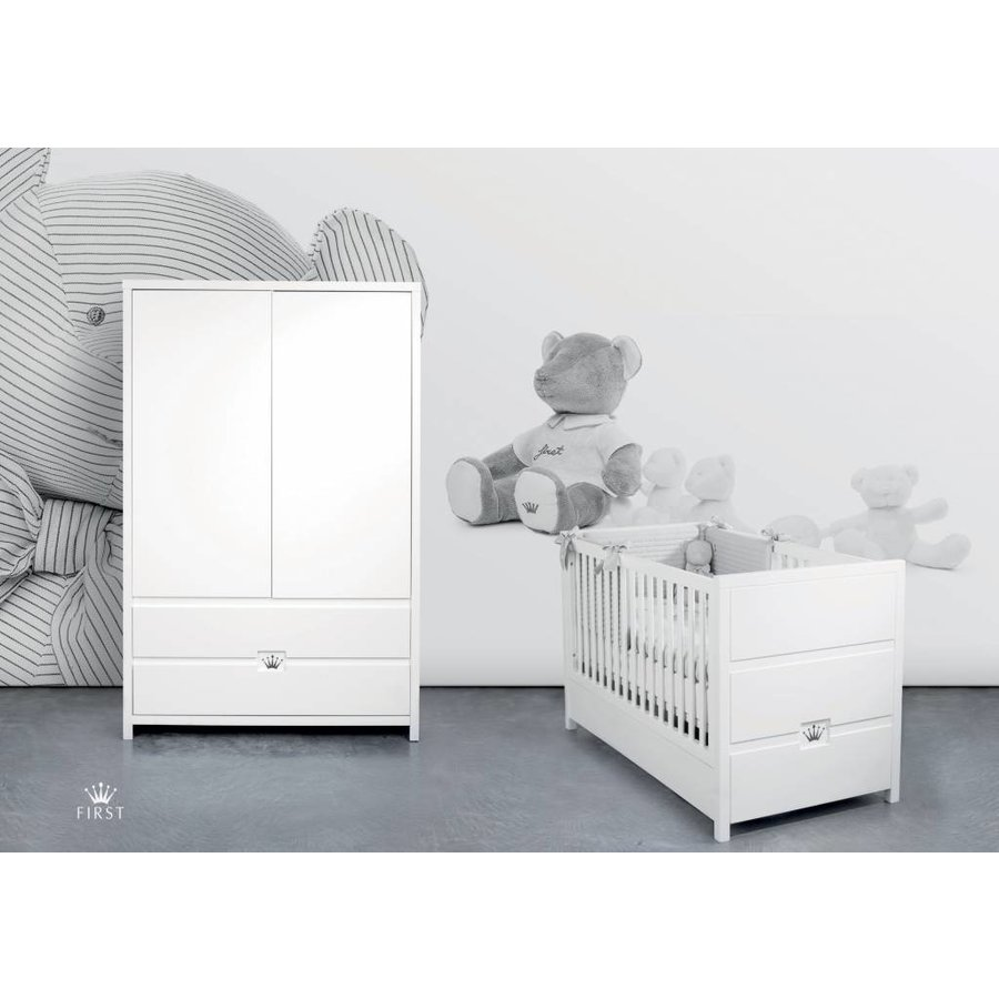 Babykamers In Belgie.First My First Collection Babykamer June Wit