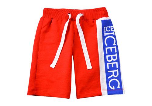 Iceberg korte broek - rood