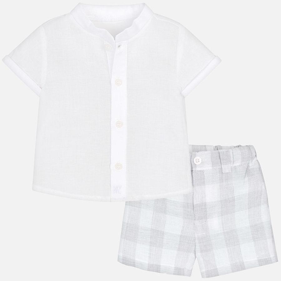 overhemd met broek 2 delig-1