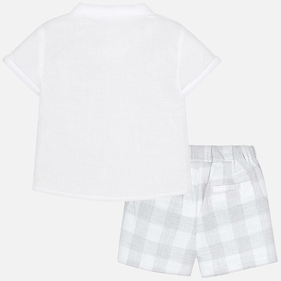 overhemd met broek 2 delig-2
