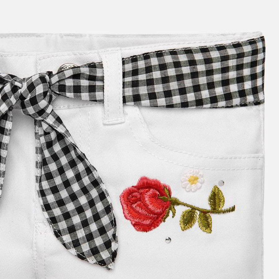 korte broek met sjaal-3