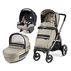 Peg Perego Book S Elite - Luxe Ecru