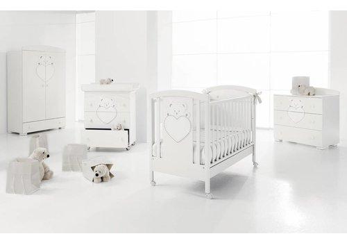 Erbesi Babykamer Lulu (Swarovski)