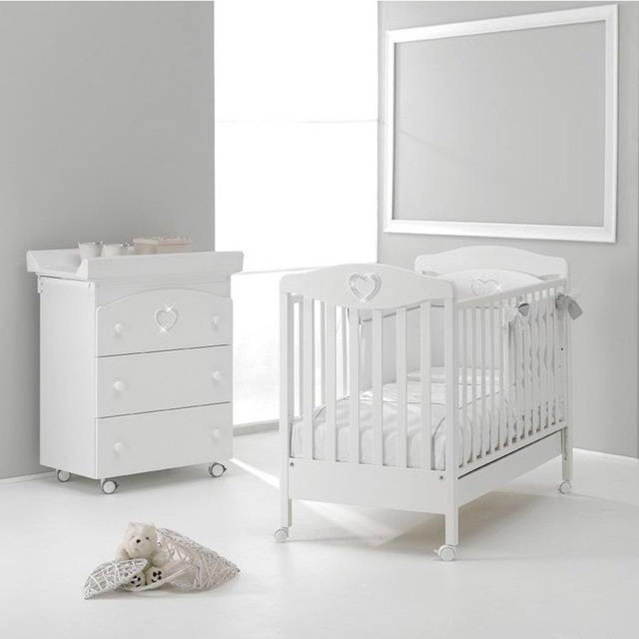 Babykamer Cuoricino (Swarovski)-2
