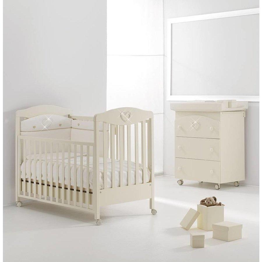 Babykamer Cuoricino (Swarovski)-4