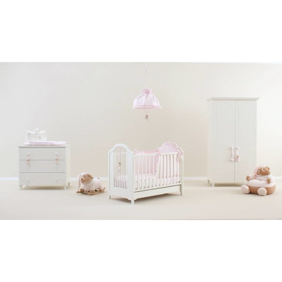 babykamer klassiek puccio - roze-1