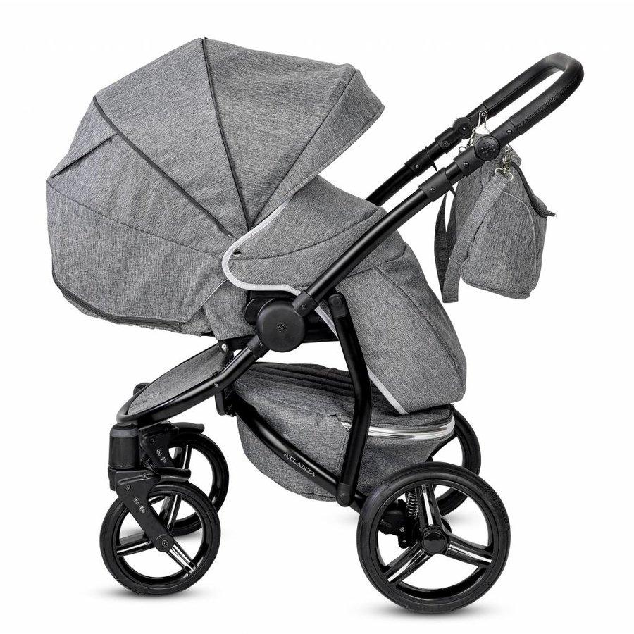 Atlanta kinderwagen - grijs-2