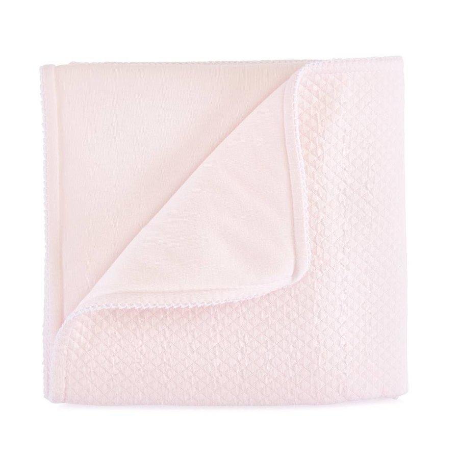 deken ledikant -  Royal Pink-1
