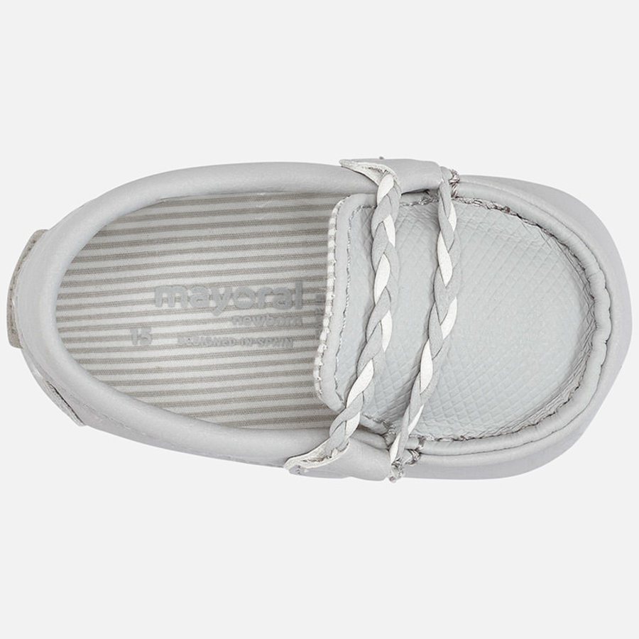 moccasins -licht grijs-2