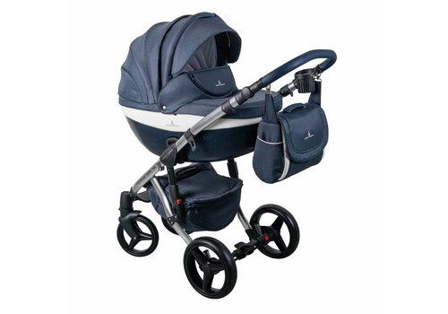 Théophile & Patachou kinderwagen - Royal Blue