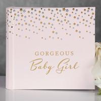 Fotoalbum - baby girl