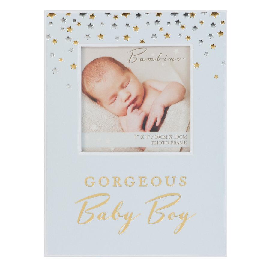 Fotolijst baby boy - blauw-1