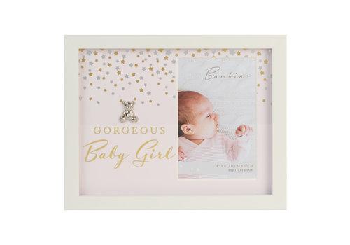 Fotolijst liggend - baby girl
