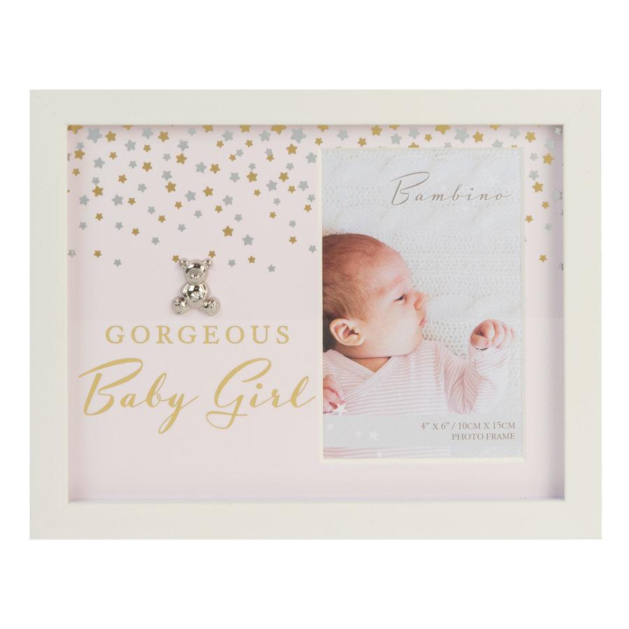 Fotolijst liggend - baby girl-1