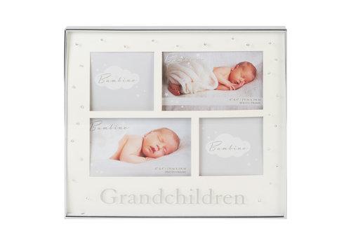 Fotolijst verzilverd kleinkinderen