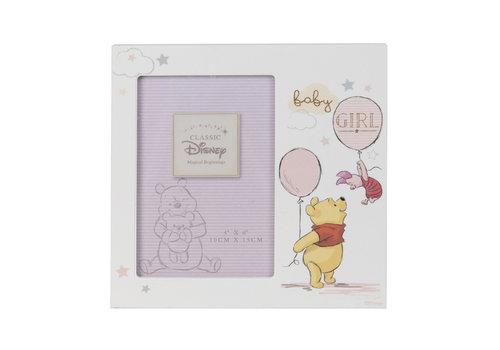 Disney fotolijst - Winnie de Poeh roze