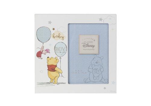 Disney Winnie de Poeh fotolijst - blauw
